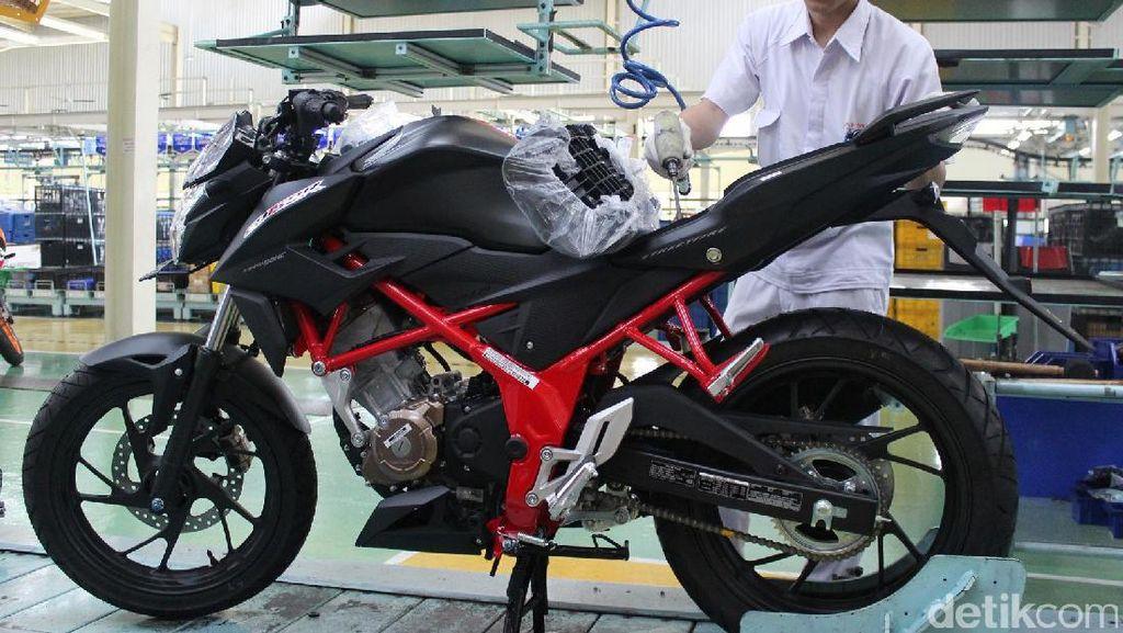 Baju Baru Honda CB150R Teranyar