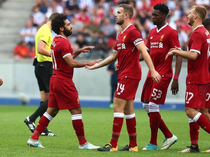 Mohamed Salah (Hannibal Hanschke/Reuters)