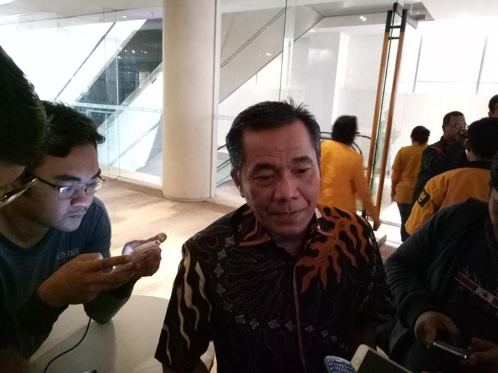 SBY Instruksi PD Bantu Pemerintahan Jokowi, Hanura: Beliau Negarawan