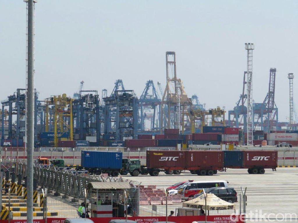JICT Mogok Kerja, Dirut: Operasional Pelabuhan Priok Normal