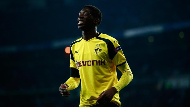Dembele Mangkir dari Latihan Dortmund di Tengah Minat Barcelona
