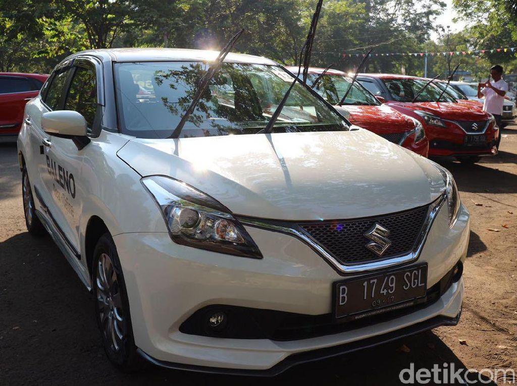 Hatchback Suzuki Baleno Terbaru