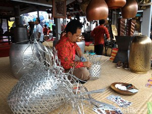 Boyolali Ikut Jualan Produk UMKM di Festival Indonesia di Moscow