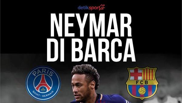 Neymar: Selamat Tinggal, Barca