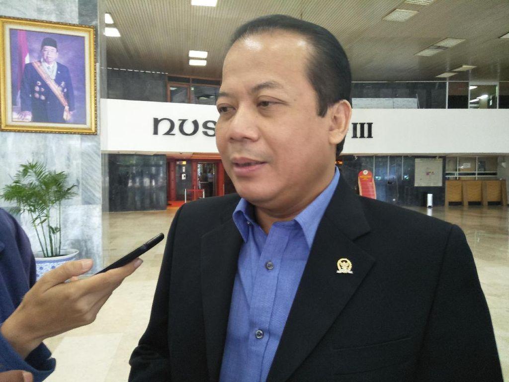 Pimpinan DPR: Ada Beda Pandangan soal Konsultasi Pansus ke Jokowi