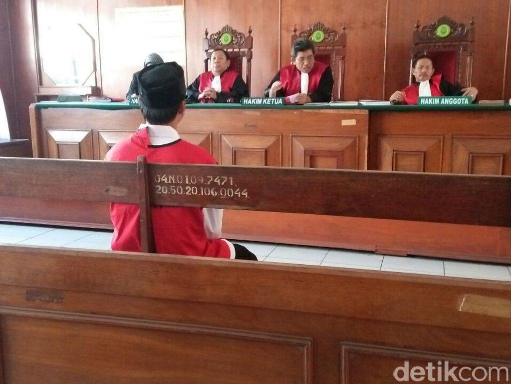 Pakai Hak Suara Orang Lain di Pilgub DKI, Suparman Divonis 2 Tahun