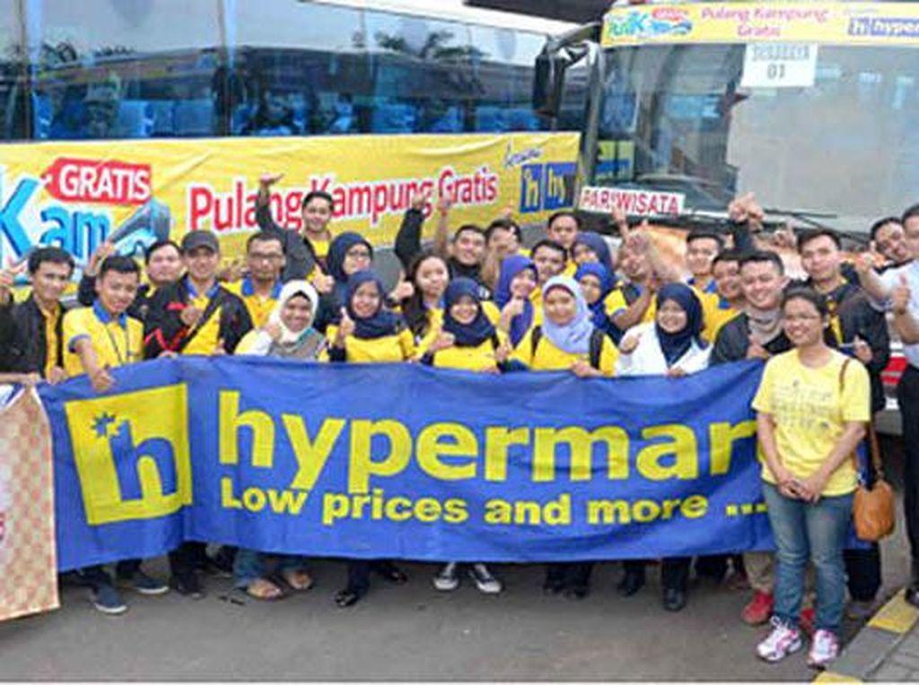 Pemilik Hypermart Catat Rugi Rp 189 Miliar