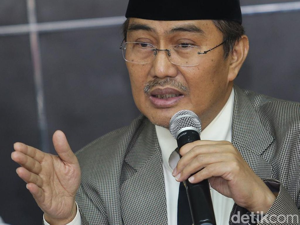Masuk Bursa Cawapres Jokowi, Jimly Tak Mau Baper