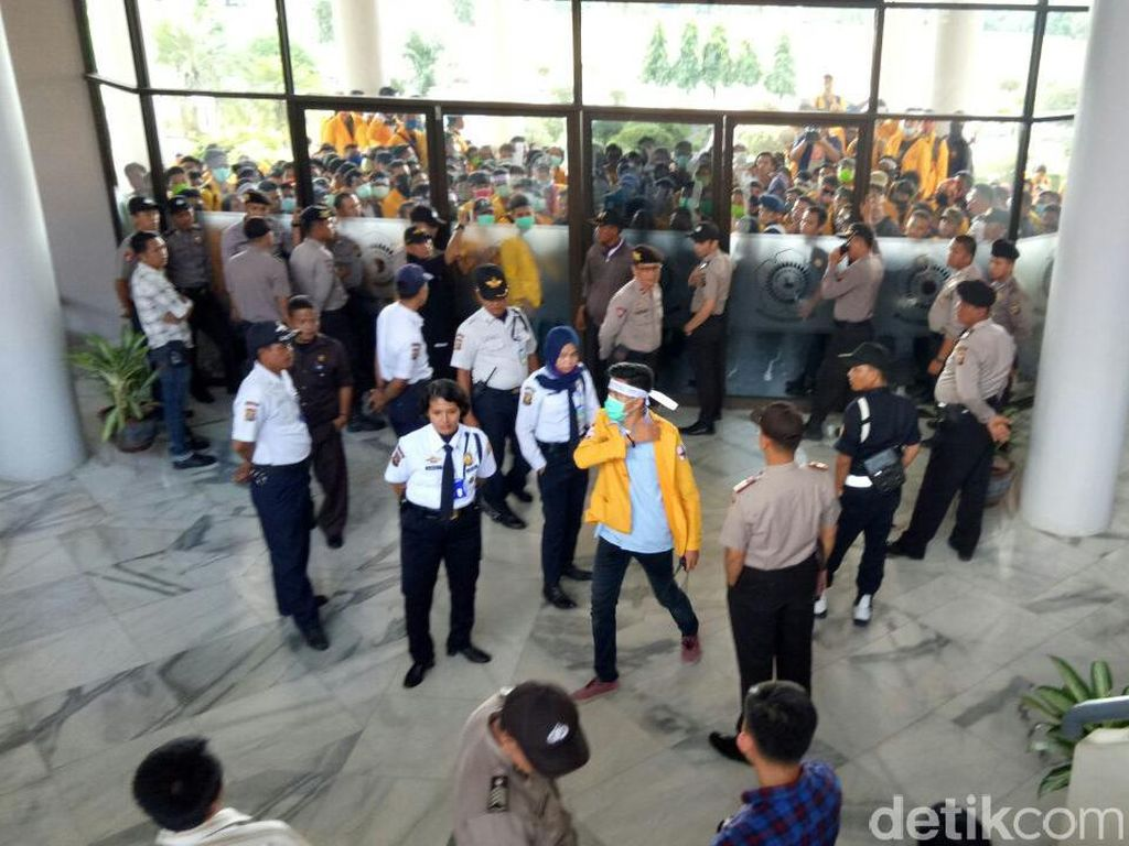 Wakapolres: Belum Ada Laporan Resmi Unsri ke Polisi Soal Ketua BEM