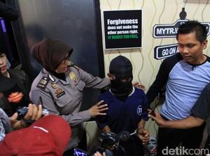 Polres Bandung Ciduk Ayah yang Dua Kali Hamili Anak Kandung