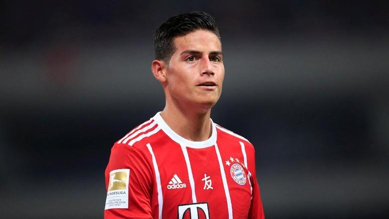 James Hadapi Situasi Sulit di Bayern
