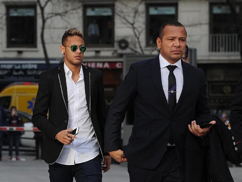 Pembayaran Buyout Neymar Ditolak Otoritas La Liga