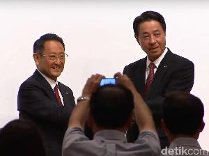 Aliansi dengan Toyota, Mazda: Ini Perkawinan Sejati