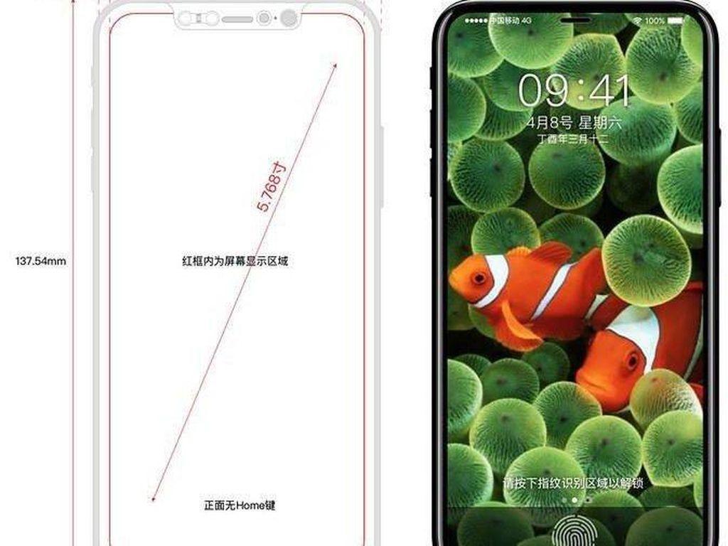 Eksekutif Foxconn Bocorkan Harga iPhone 8