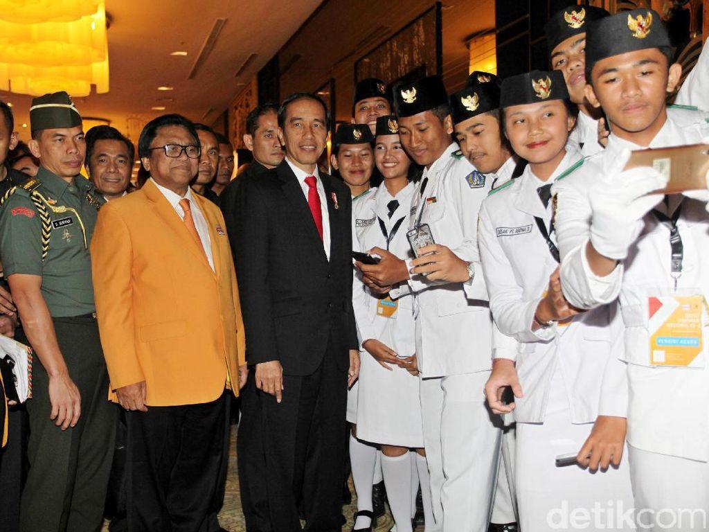 Hanura Ajak Kader Menangkan Jokowi di Pilpres 2019