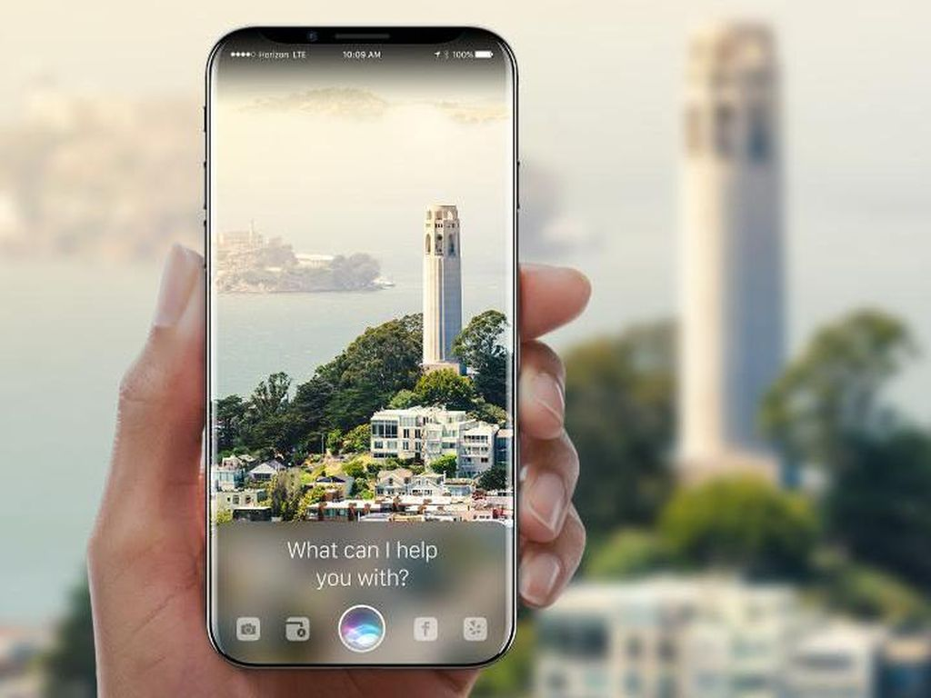 iPhone 9 bakal Selebar Galaxy Note 8