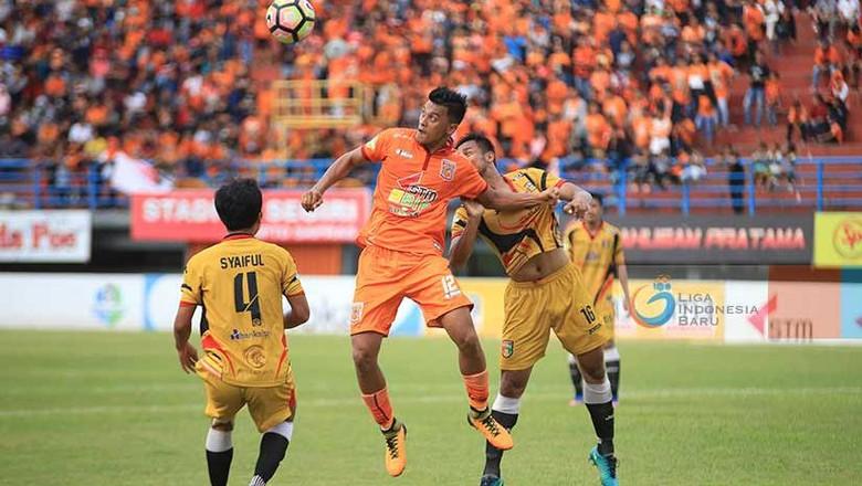Meredupnya Para Striker Lokal di Putaran Pertama Liga 1