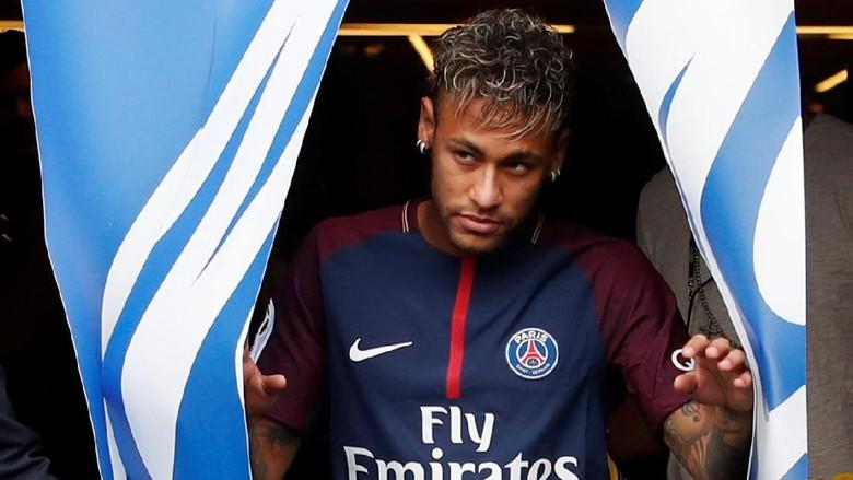Para Pemain PSG Siap Bantu Neymar Raih Ballon dOr