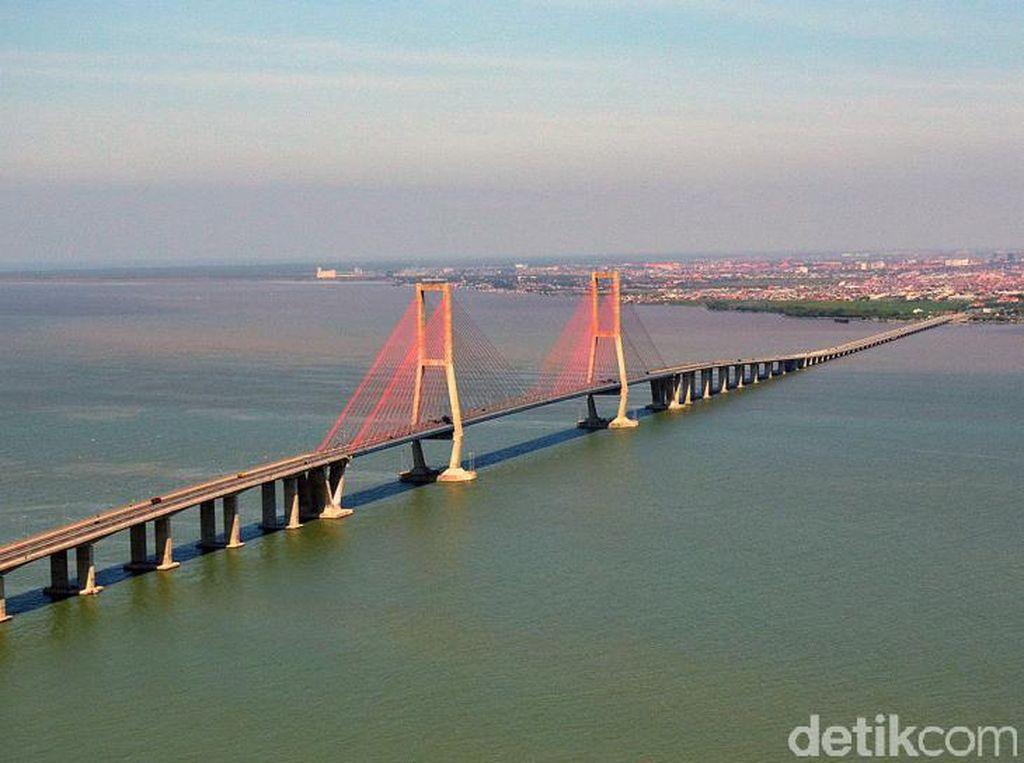 Tarif Jembatan Suramadu Rp 15.000 Masih Kemahalan?