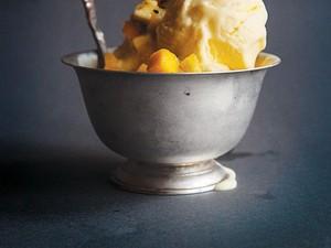 Es Krim Vanila Sudah Biasa, Yang Ini Es Krim Keju Kambing dan Minyak Zaitun