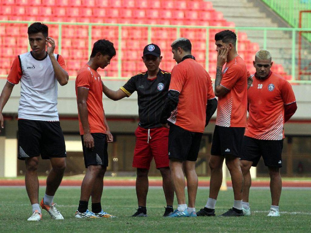 Hadapi Persija, Arema FC Diminta Jaga Fokus
