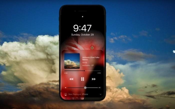 Ilustrasi iPhone 8.Foto: Internet