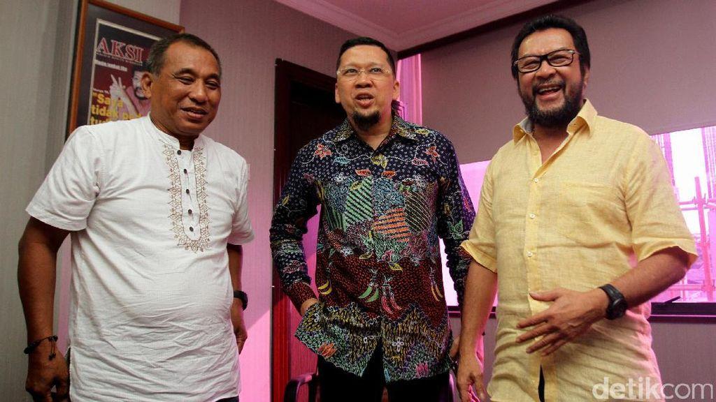 GMPG Temui Yorrys Guna Dukung Golkar Bersih