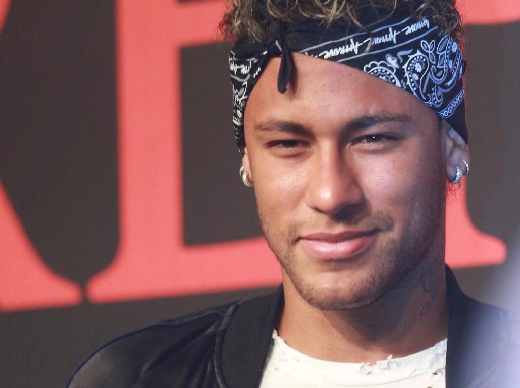 PSG Datangkan Neymar, Presiden Lyon Beri Selamat
