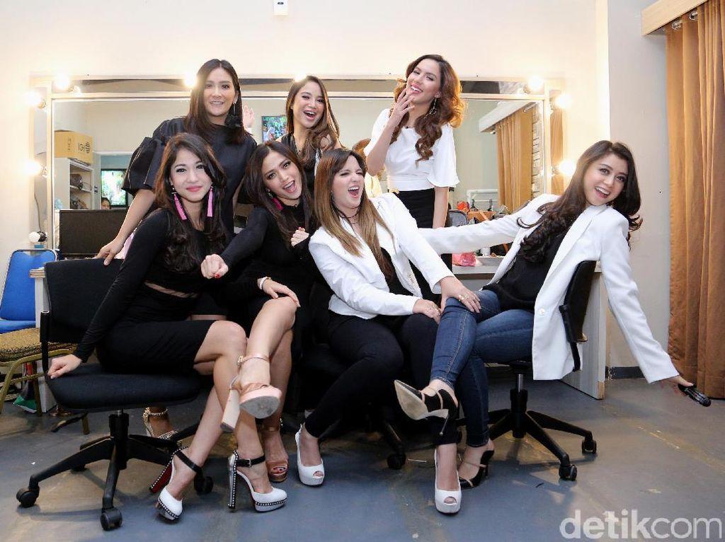 Ladies Nite! Seru-seruan Bersama Girls Squad