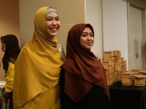 Usai Fokus Bisnis, Mau Apa Lagi Oki Setiana Dewi dan Ria Ricis?