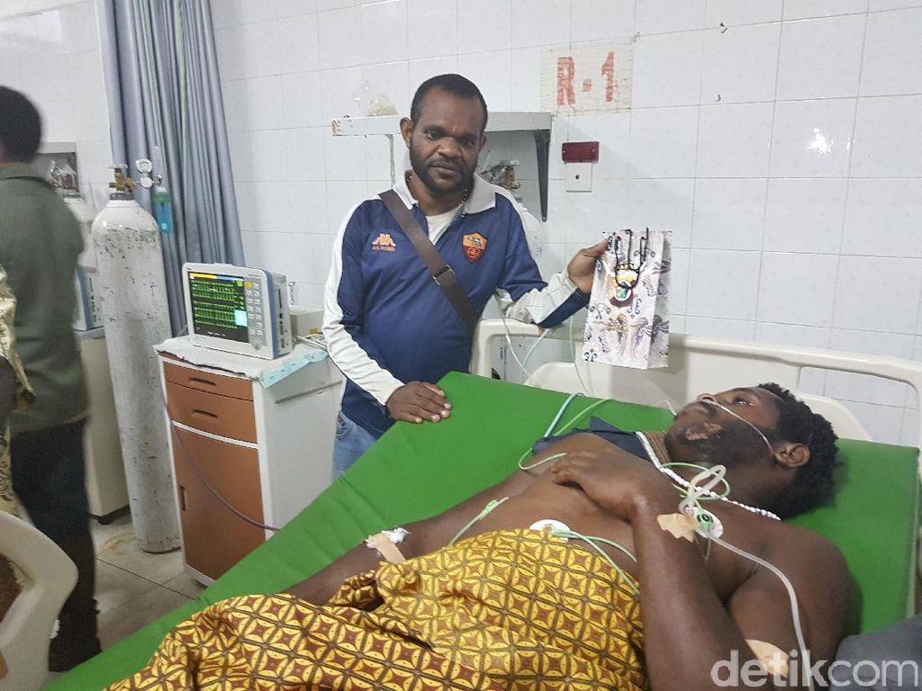 2 Korban Penembakan di Deiyai Dievakuasi ke RSUD Kota Jayapura