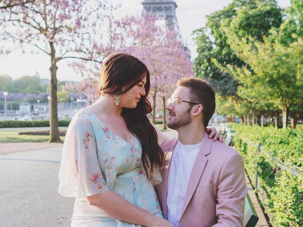 So Sweet, Pesan Cinta Suami kepada Istri Bertubuh Gemuk yang Jadi Viral
