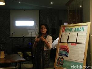 Aktivis JaRI Ajak Mahmud Abas Cegah Kekerasan Anak via Medsos