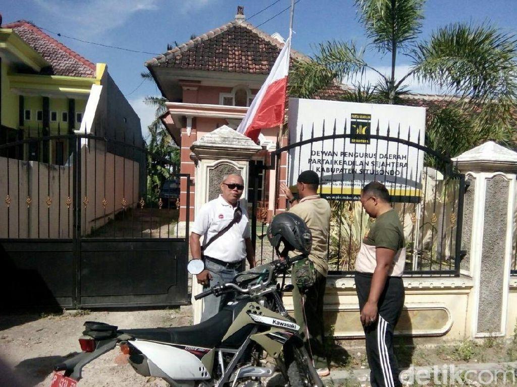 PKS Situbondo Minta Maaf Soal Insiden Bendera Merah Putih Terbalik