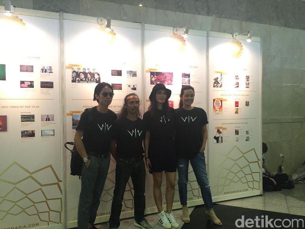 Yayan Ruhian Bawakan Koreografi Wiro Sableng 212 untuk Pertama Kali di Popcon