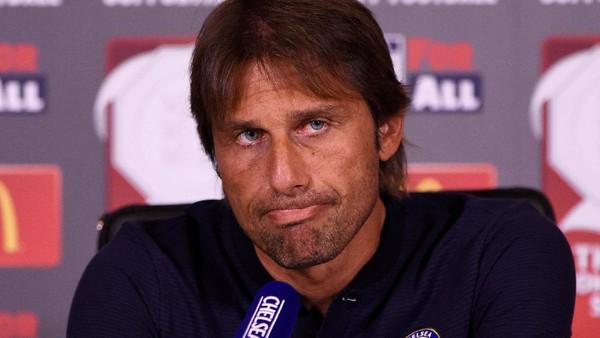 Sudah Ada yang Berspekulasi tentang Masa Depan Conte di Chelsea