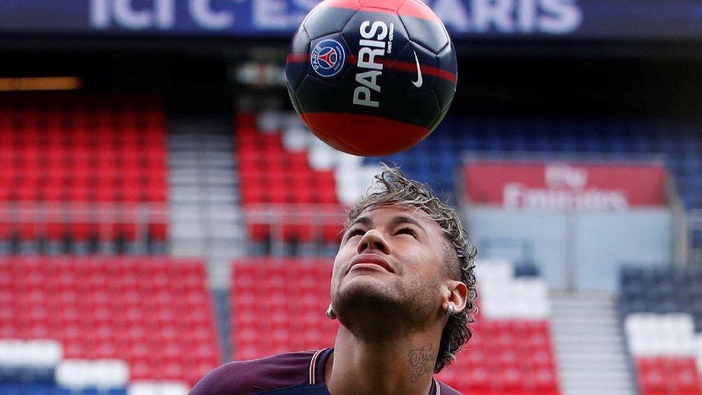 Barca Tuntut Neymar atas Pelanggaran Kontrak