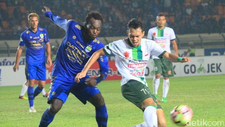 Menekan Sejak Awal Jadi Kunci Kemenangan Persib Bandung