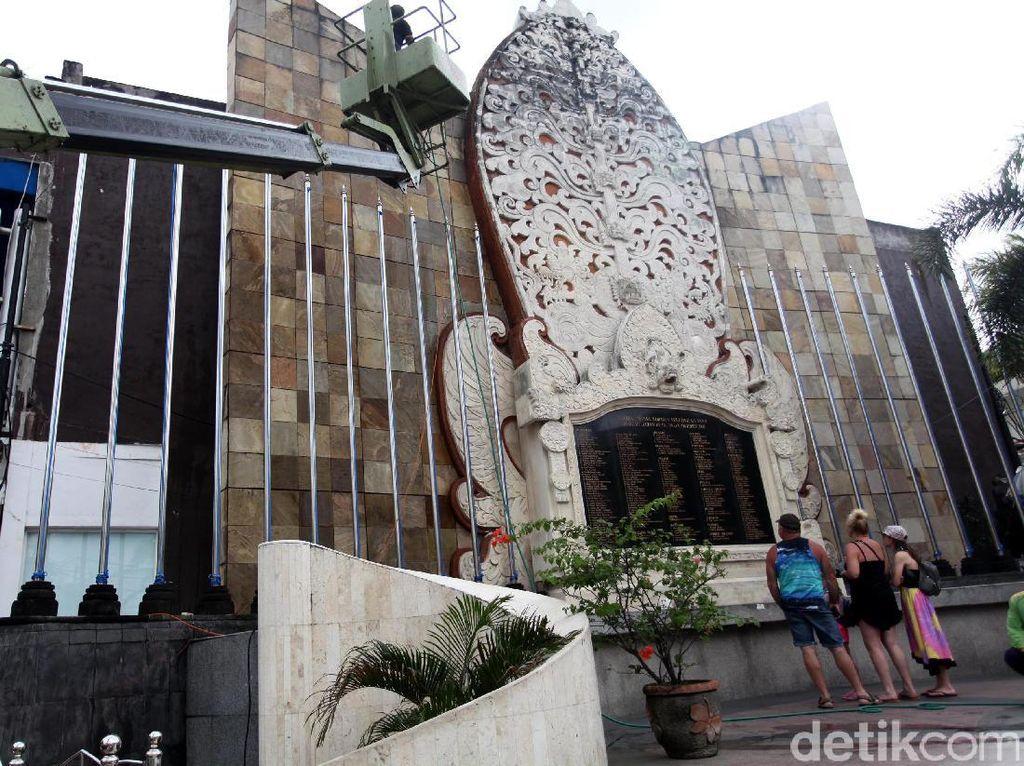 Lahan Bom Bali Bakal Jadi Restoran, Australia Gregetan