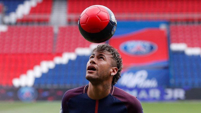 La Liga Kembali Berulah, Debut Neymar di PSG Terancam Mundur Lagi