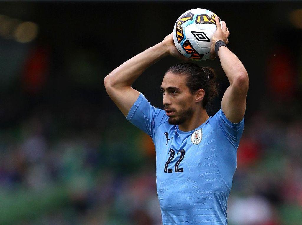 Kembali ke Serie A, Martin Caceres Gabung Verona
