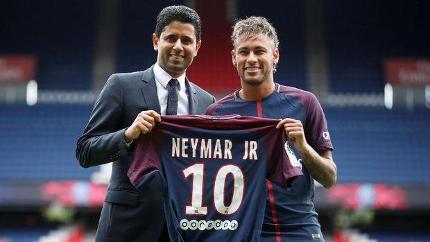 PSG Raup Rp 16 Miliar Sehari dari Pejualan Jersey Neymar Seharga Rp 1,6 Juta