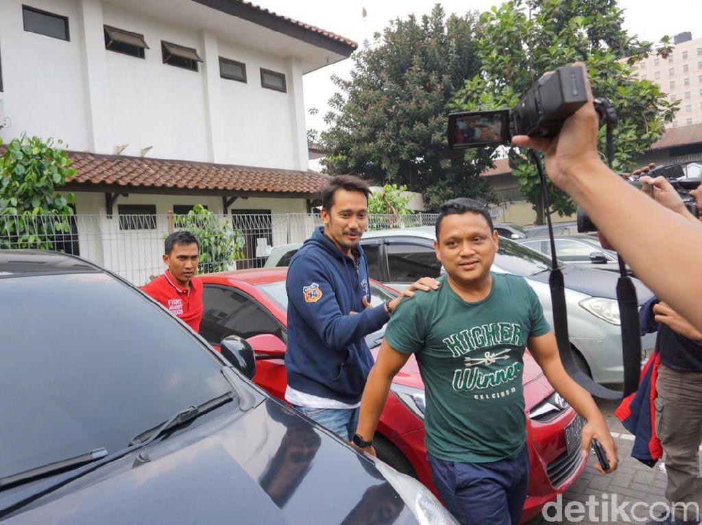 Tora Sudiro Sudah Dibawa ke RSKO