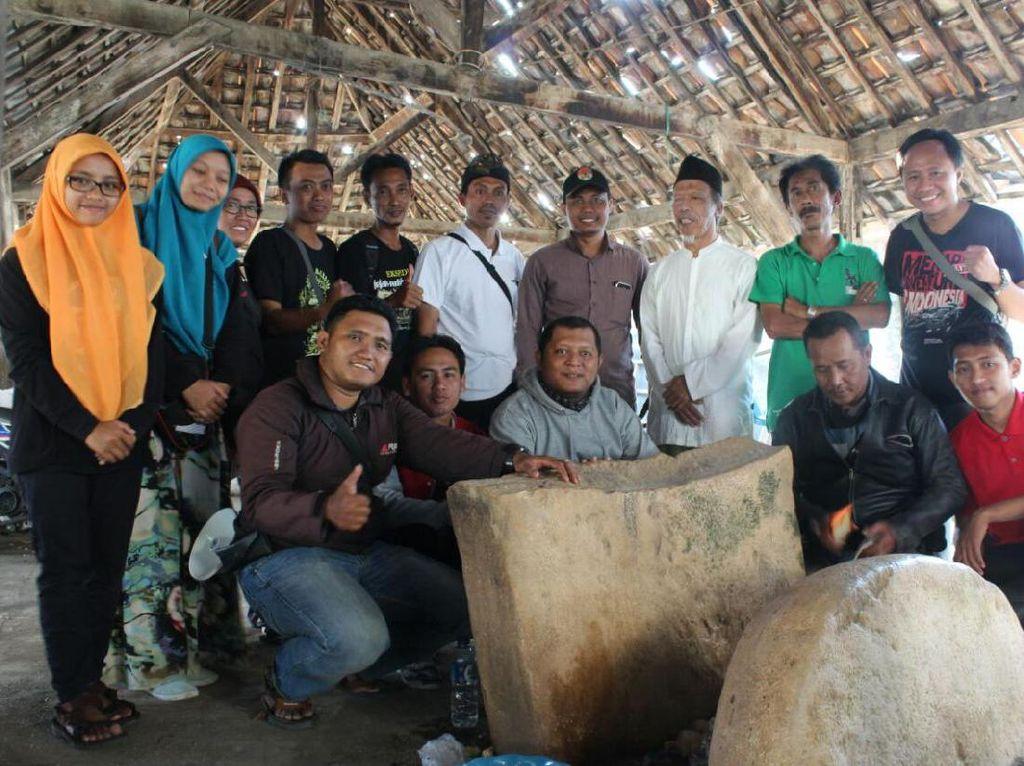 Prasasti Wide, Situs Lama yang Sempat Terlupakan di Lamongan