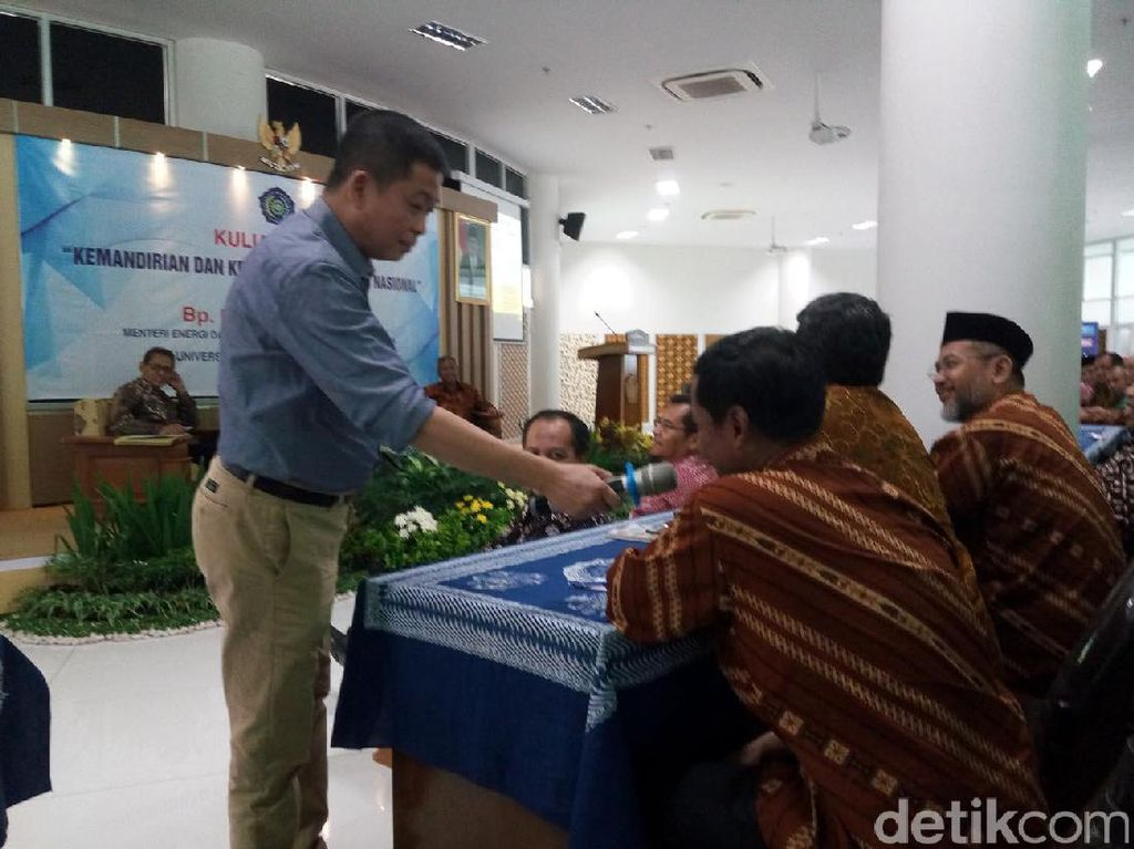 Indonesia Negara Terbesar Ketiga dalam Penggunaan Energi Panas Bumi