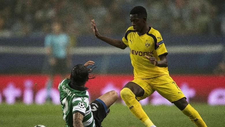 Dortmund: Dembele, Kamu di Mana?