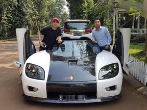 Raffi Ahmad dan Dirjen Pajak Duduk Bareng Bahas Soal Koenigsegg