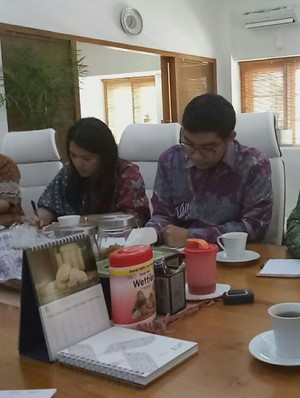 Masuk Banyuwangi, Bupati Anas Ajak Go-Jek Gerakkan Roda Ekonomi