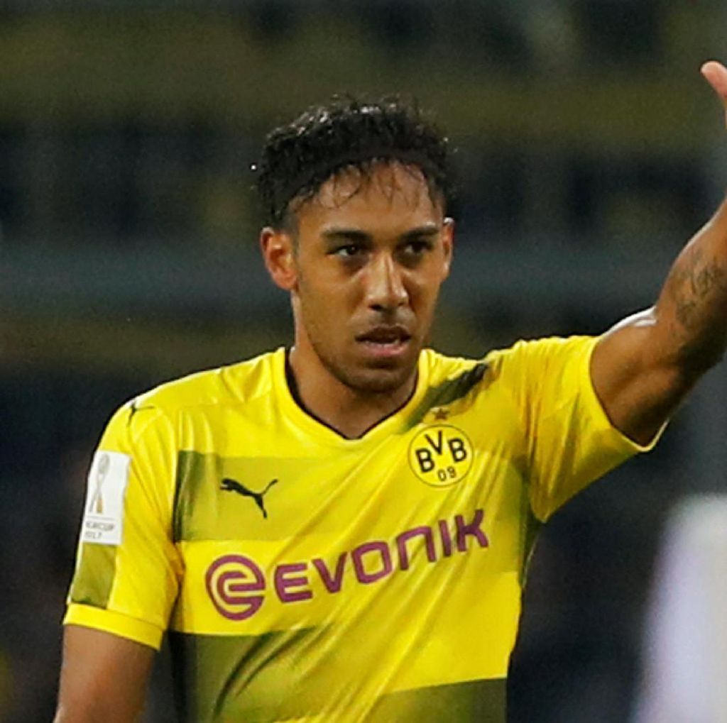 Aubameyang Akui Nyaris Tinggalkan Dortmund Musim Panas Ini