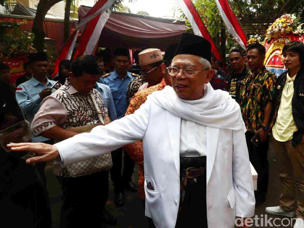 Tepis Prabowo, Ketum MUI: Jokowi Melawan Neolib!